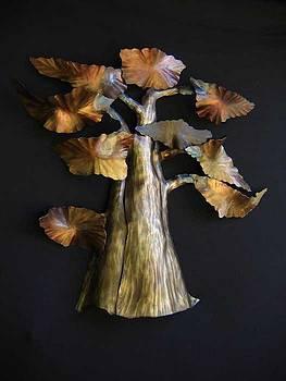 Wall Tree by Todd Malenke