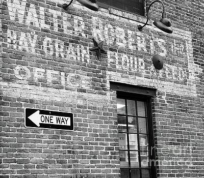 Walter Roberts Office by John S
