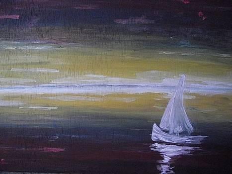 'Wanderer' by Paula  Heffel