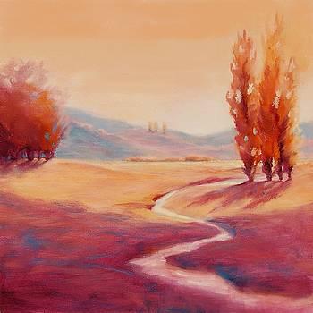 Wandering II by Lynee Sapere