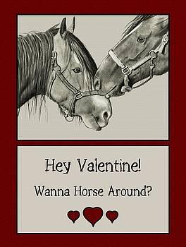 Joyce Geleynse - Wanna Horse Around Valentine