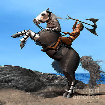 Corey Ford - War Horse