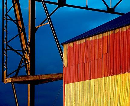 Warehouse  by Rob Michels
