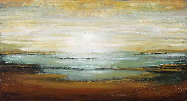 Warm ocean by Lauren  Marems
