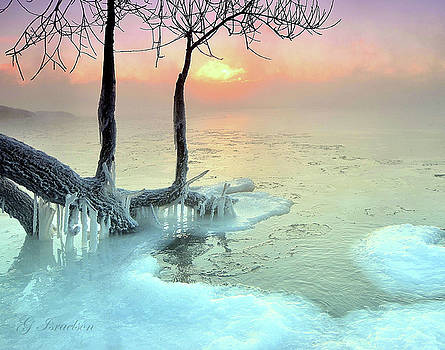 Warmer By The Lake by Gregory Israelson
