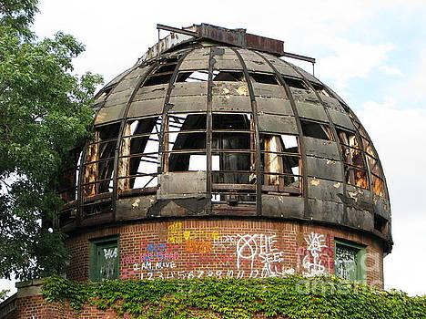 Warner and Swasey Observatory 2 by Michael Krek