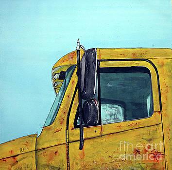 Warren Outt Trucking Co by Tim Ross