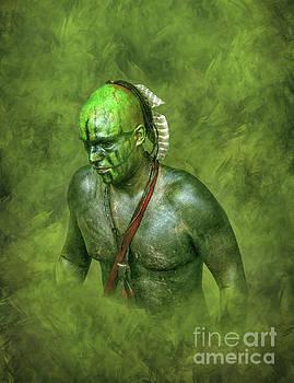 Randy Steele - Warrior in Green