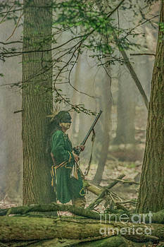 Randy Steele - Warrior of the Forest
