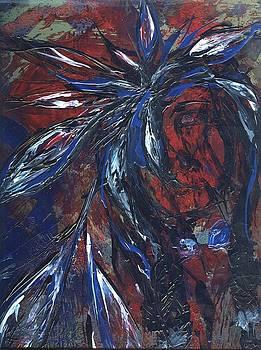 Warrior Tears by Cathy Minerva