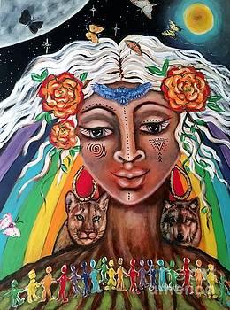 Warriors of the Rainbow by Maya Telford