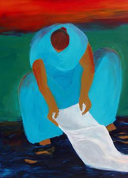Wash Day 2 by Renee Kahn