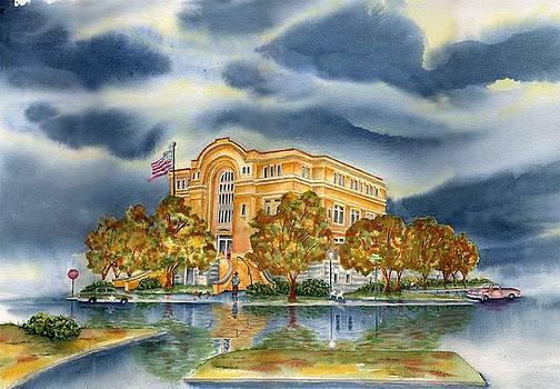 Washington County Courthouse by Ragon Steele