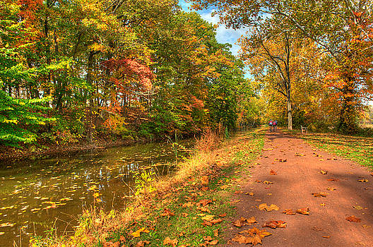 Washington Crossing Park by William Jobes