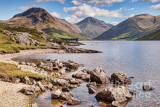 Wastwater  by Colin and Linda McKie