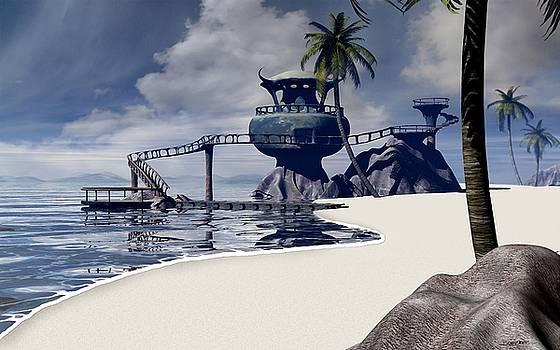 Cynthia Decker - Watchtower Beach