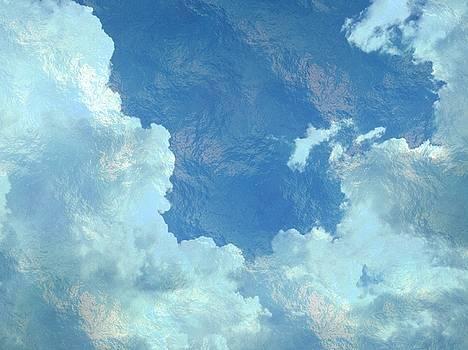 Water Clouds by Robin Regan