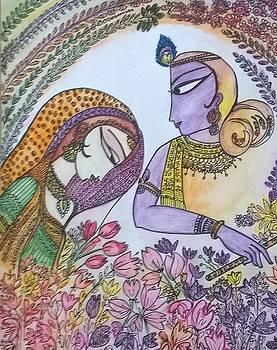 Water Color work by Seema Sharma