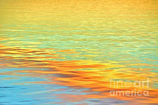 Water Colors 2 by Kelly Nowak