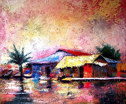 Water Front by Timi Kakandar