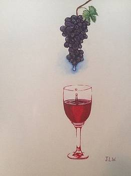 Water in to Wine by Justin Lee Williams