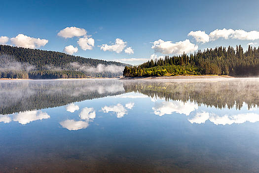Water Mirror by Evgeni Dinev