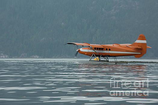Water plane by Patricia Hofmeester