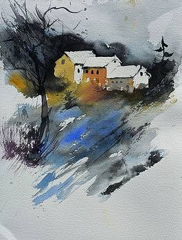 Watercolor 615053 by Pol Ledent