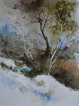 Watercolor 711003 by Pol Ledent