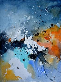 Watercolor 711010 by Pol Ledent