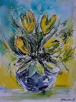 Watercolor 711032 by Pol Ledent
