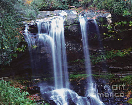 Waterfall  by Debra Crank