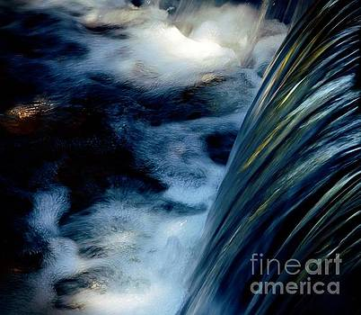 Waterfall by Elaine Manley