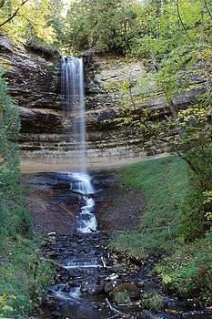 Waterfall by Gary Zimmerman