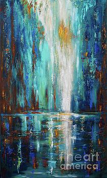 Waterfall by Linda Olsen