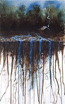 Waterfall by Michael Ryan