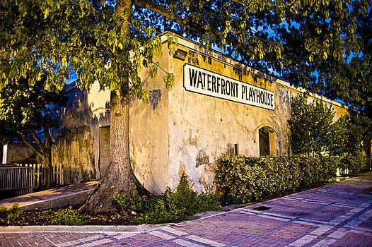 Waterfront Playhouse by Sarita Rampersad