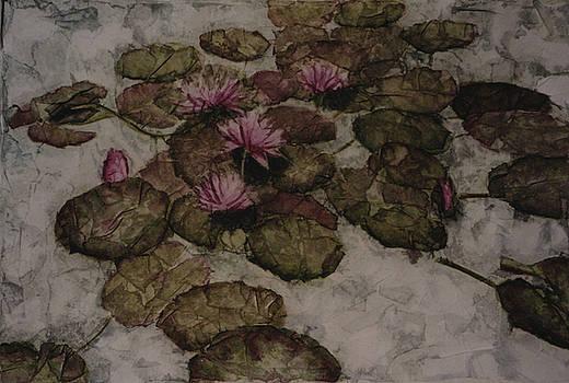 Waterlilies by Karla Horst