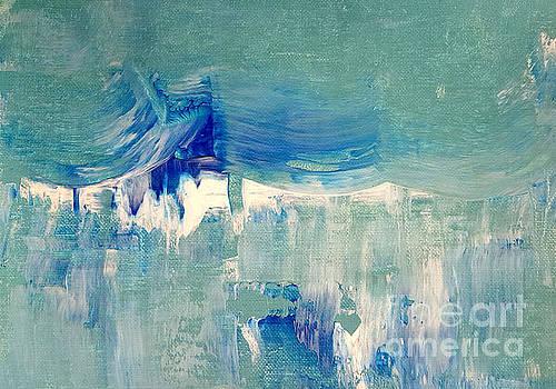 Water's Flow by KR Moehr