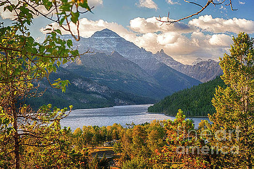 Waterton Lakes National Park by Yefim Bam