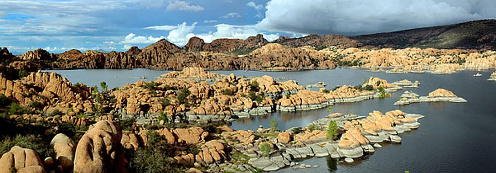 Watson Lake Arizona by Martin Sullivan
