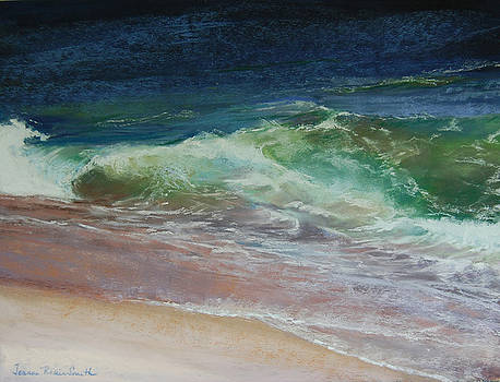 Wauwinet Wave III by Jeanne Rosier Smith