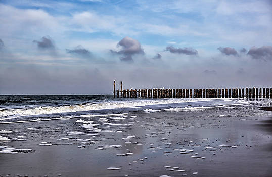 Wave Breakers by Annie Snel