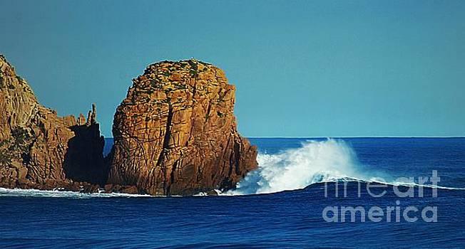 Wave power by Blair Stuart