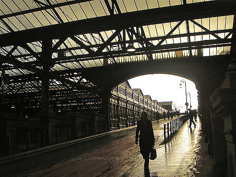 Waverley Station  by Steven Ottogalli