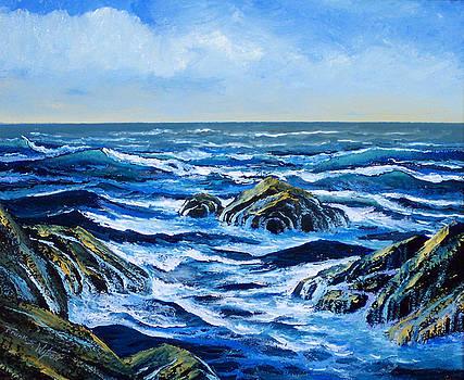 Frank Wilson - Waves And Foam