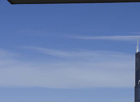 Waving clouds by Tom Lee