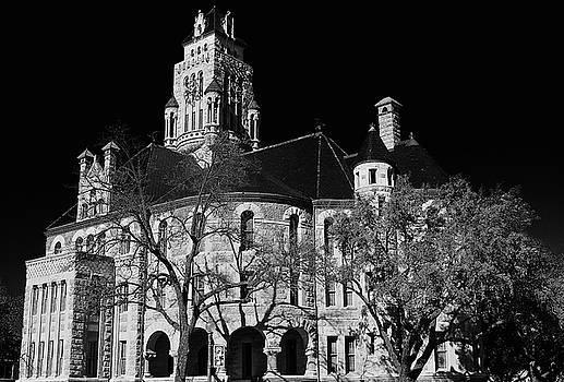 Waxahachie court house by John Babis