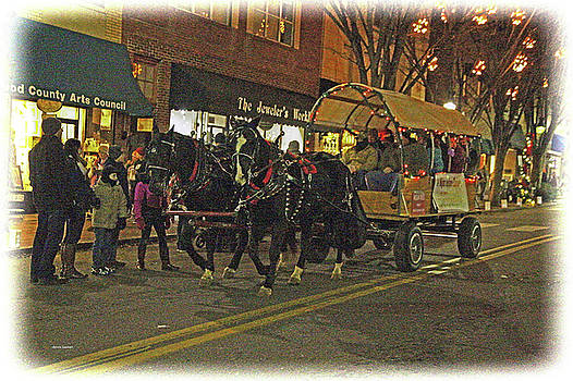Waynesville Christmas Celebration by Dennis Baswell