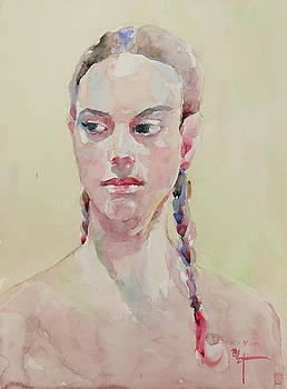WC Portrait 1619 by Becky Kim